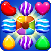Candy Factory Game Legend icon