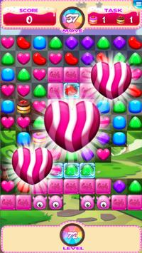 Candy Factory Game Legend poster