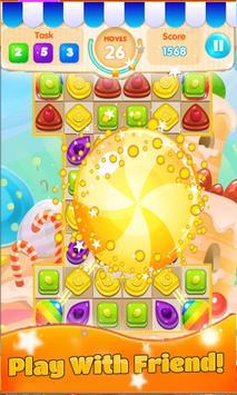 Candy Fever Legend 2017 News screenshot 5