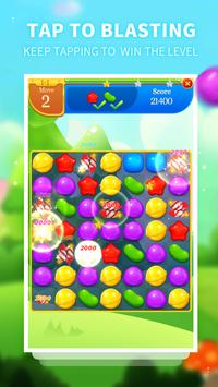 Candy Fever - Tap to Blast poster