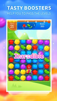 Candy Fever - Tap to Blast apk screenshot