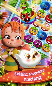 Candy Fruits 2019 - Match 3 Puzzle screenshot 4