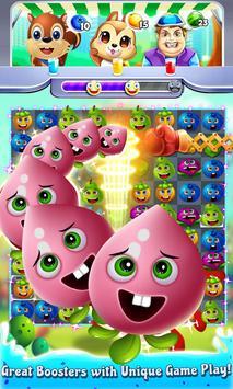 Candy Fruits 2019 - Match 3 Puzzle screenshot 6