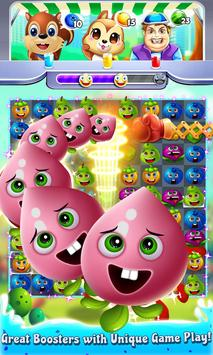 Candy Fruits 2019 - Match 3 Puzzle poster