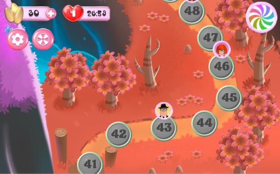 candy fruit blast match 3 game apk screenshot