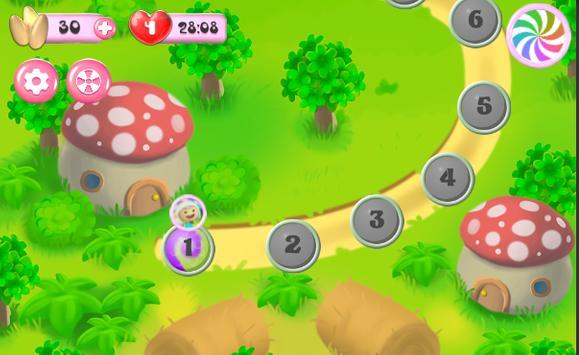 Fruit Candy Blast Match 3 Game apk screenshot