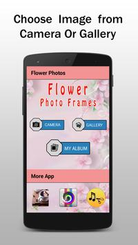 Flower Photo Frames poster