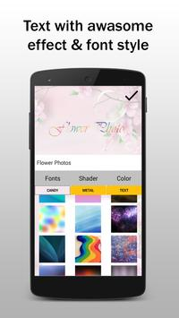 Flower Photo Frames apk screenshot