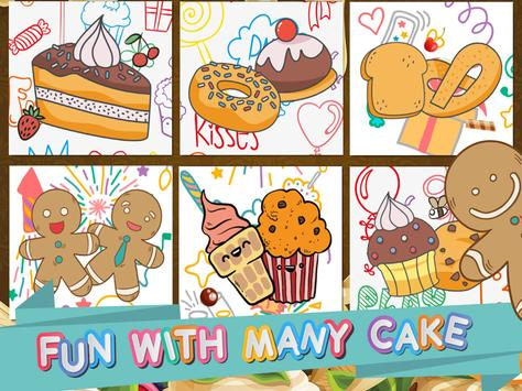 Sweet Cake Colorbook for Android - APK Download