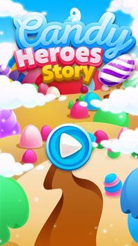Candy Heroes Legend apk screenshot