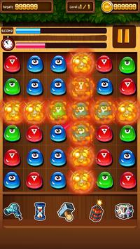 Candy Mouster Smash Star apk screenshot