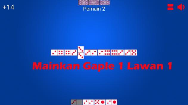 Domino Gaple Kiu Kiu poster