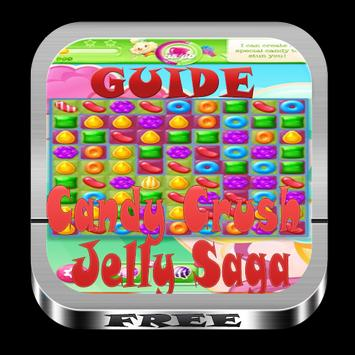 Guides Candy Crush Jelly Saga poster
