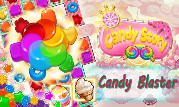 CANDY BLAST poster