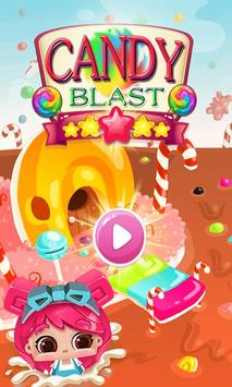 CANDY SWEET BLAST poster