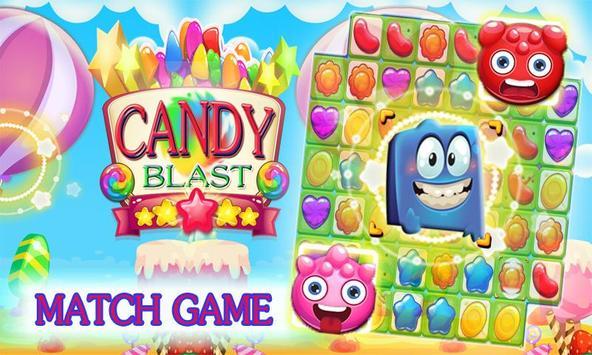 CANDY SWEET BLAST screenshot 1