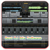 Best DJ Mix Software icon