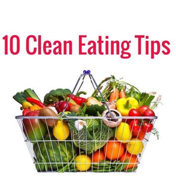 Eating Clean Tips apk screenshot