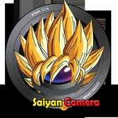 Saiyan Camera-icoon