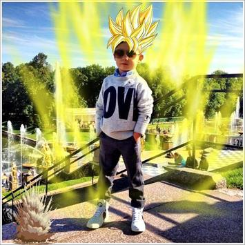 Super Saiyan Camera apk screenshot