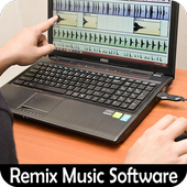 Remix Music Software - How to icon