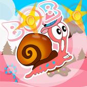 Snail. BOB Candy icon
