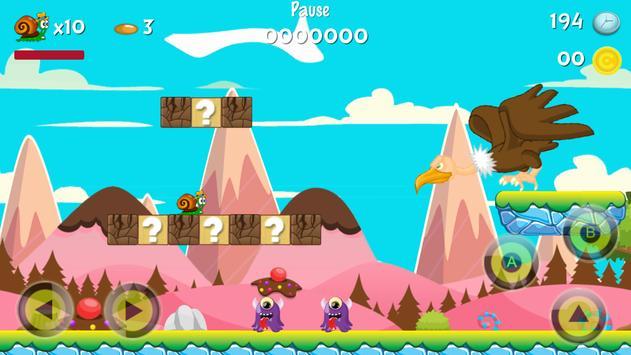 Snail. BOB Candy screenshot 11