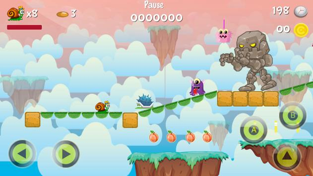 Snail. BOB Candy screenshot 13