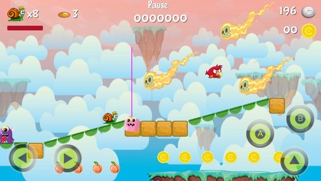 Snail. BOB Candy screenshot 21