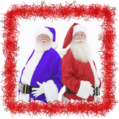 Candy Santa (Blue VS Red) icon