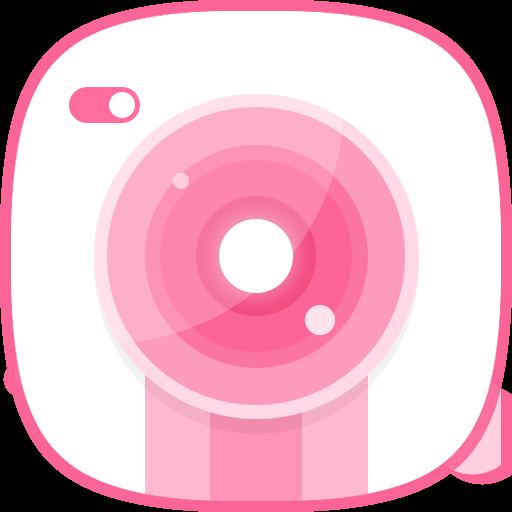 Candy Filter Camera - Selfie Plus Beauty