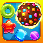 Candy Star Match 3 (Unreleased) icon