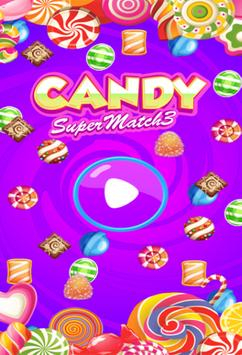 Candy Super Match 3 screenshot 2