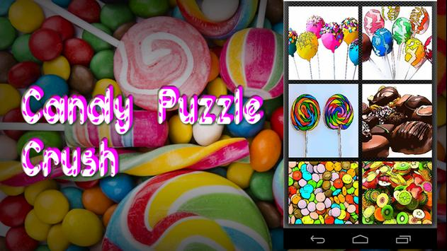 Candy Puzzle Crush poster