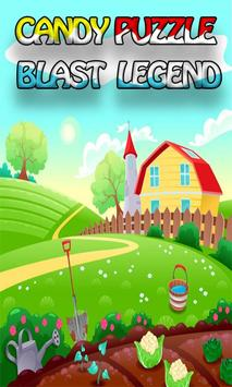 Candy Puzzle Blast Legend screenshot 2