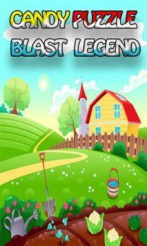 Candy Puzzle Blast Legend screenshot 5