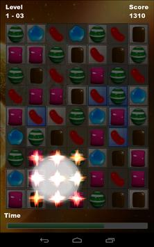 Candy Quest HD apk screenshot