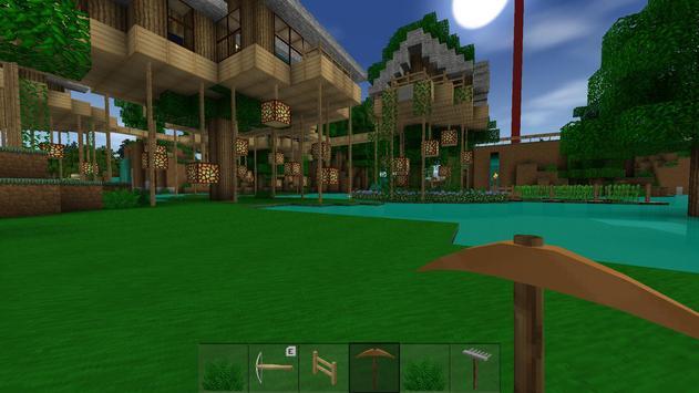 Survivalcraft Demo تصوير الشاشة 15