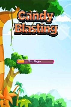 Candy Blasting poster