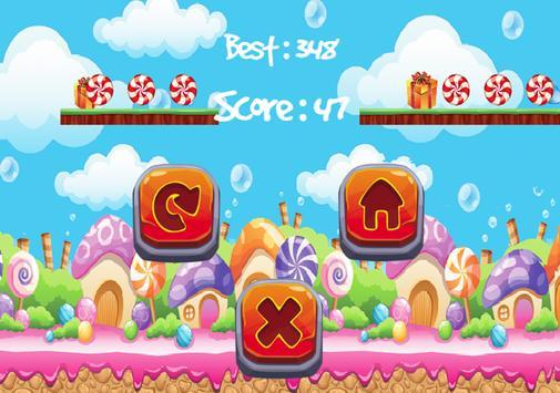 Candy World Monster Blaze Machines Adventure apk screenshot