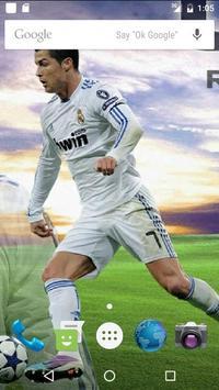 Ronaldo HD Wallpapers apk screenshot