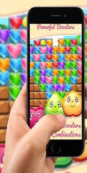 Love balls cookie game screenshot 1