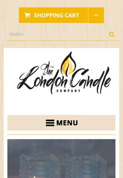 The London Candle Company poster