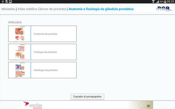 Câncer de Próstata Astellas Descarga APK - Gratis Medicina ...