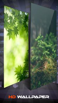 Green Soft Nature Wallpaper And Background screenshot 1