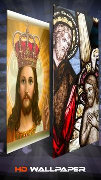 Lord Jesus Wallpaper And Background apk screenshot
