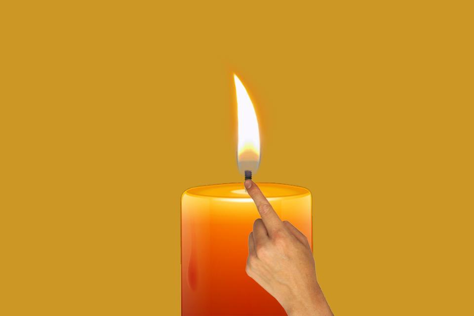 Cara Mudah Buat Lilin Virtual Di Hape Kamu Ternyata Bisa Ditiup Loh Semua Halaman Nextren Grid Id