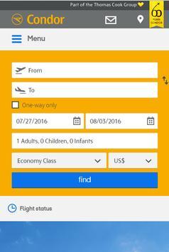 Condor Airlines apk screenshot