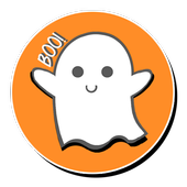 Cute Halloween Stickers icon