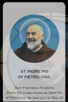 St. Pio Novena Prayers screenshot 1